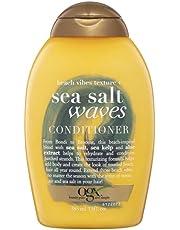 OGX Sea Salt Waves Conditioner, 385 milliliters