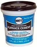Harvey 045050 1 Pint Non-Asbestos Furnace Cement