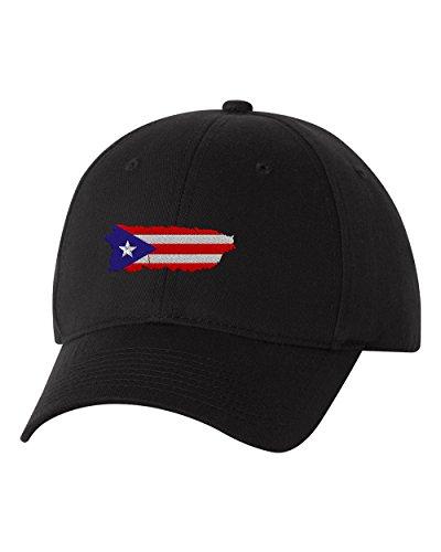 Puerto Rico Baseball Caps - 5