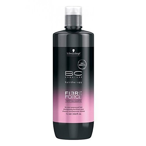 Price comparison product image Schwarzkopf Professional BC Bonacure Fibre Force Fortifying Shampoo 1 litre by Schwarzkopf
