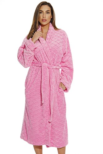 - Just Love 6340-Rose-S Kimono Robe/Bath Robes for Women