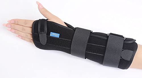 Wrist Support Brace Fix Wrist Wristbands Arm Support Rehabilitation Equipment Carpal Tunnel Syndrome (right hand)