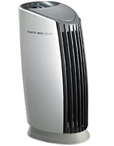 Sharper image si719 tabletop silent air for Office air purifier amazon