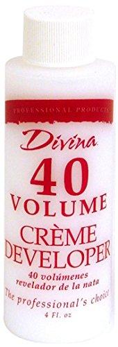 Divina Creme - 3PACKS Divina Creme 40 volume 4 oz