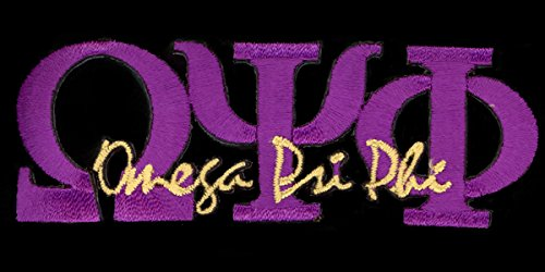 omega psi phi fraternity patches - 6