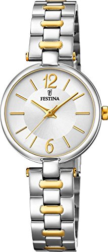 Festina Mademoiselle F20312/1 Wristwatch for women Design Highlight
