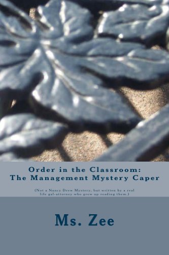 Order in the Classroom: The Management Mystery Caper for sale  Delivered anywhere in Canada