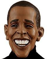 Adult Barack Obama Latex Mask Costume Accessory