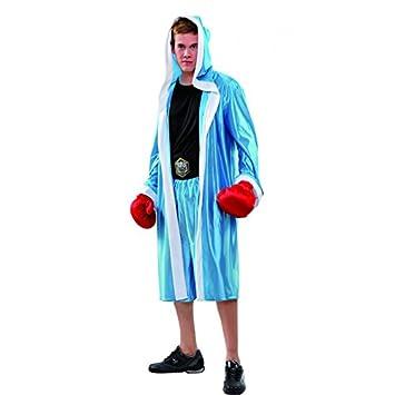 Disfraz de Boxeador Balboa adulto M/L: Amazon.es: Juguetes y juegos