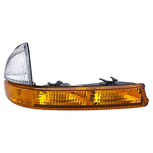 CarPartsDepot 98-04 DODGE DAKOTA DURANGO R/T SLT RIGHT RH CORNER SIGNAL LIGHT LAMP NEW 00 03 Dodge Dakota Corner Light
