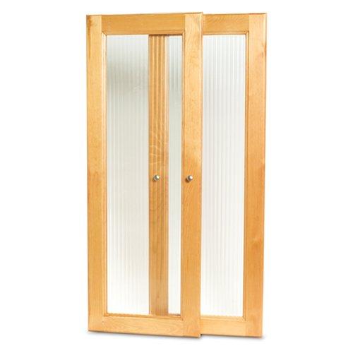 Kit Maple Door (John Louis Home JLH-534 Deluxe Tower Door Kit, Honey Maple)