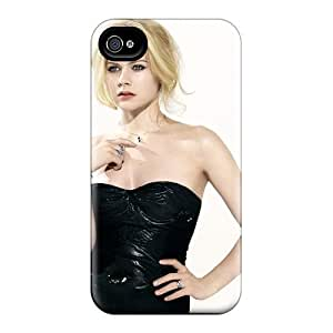 Fashion Tpu Case For Iphone 4/4s- Avril Lavigne 50 Defender Case Cover