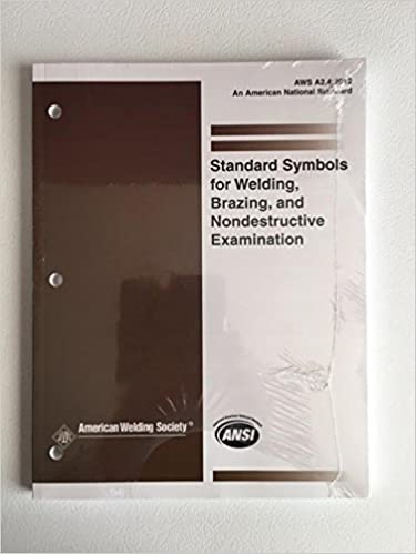 Aws A242012 Standard Symbols For Welding Brazing And