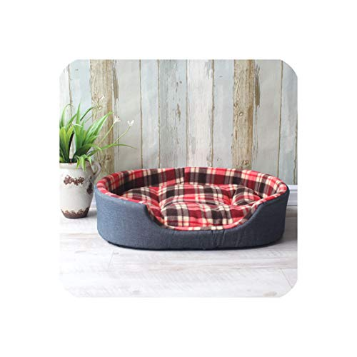 Pet Kennel House Warm Large Dog Bed Cat Cushion Mat for sale  Delivered anywhere in USA