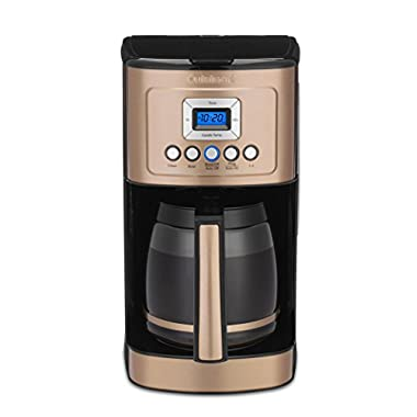 Cuisinart DCC-3200CP PerfecTemp 14 Cup Programmable Coffeemaker - Copper - Amazon Exclusive