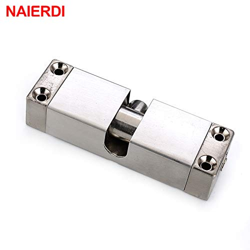 TOLOVI NAIERDI Light Door Closer Spring Automatically Adjustable Hinges Fire Door Stainless Steel Mute Latch For Furniture Hardware