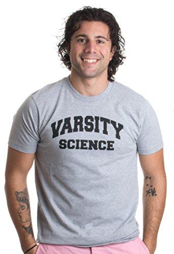 Varsity Science | Funny Nerd Humor, Biology Chemistry Laboratory Unisex T-shirt