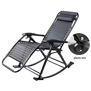 Amazon.com: Sillón reclinable plegable de verano para ...