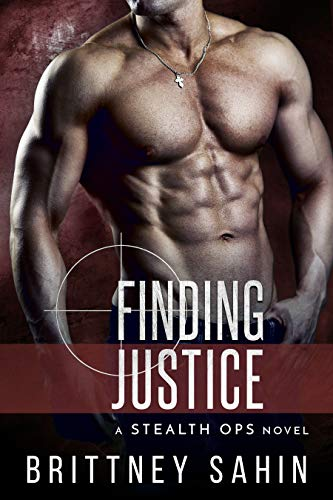 - Finding Justice (Stealth Ops Book 2)