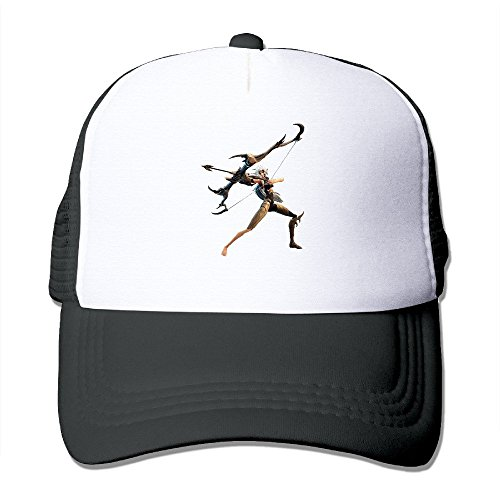 Online Shooter Video Game Battleborn Fashion Cool Mesh Cap Hats
