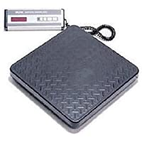 Siltec Bench Scale 200 lb x 0.2 lb,Heavy Duty for Weighing Shipping, PS-200L Size 12X12.4, New