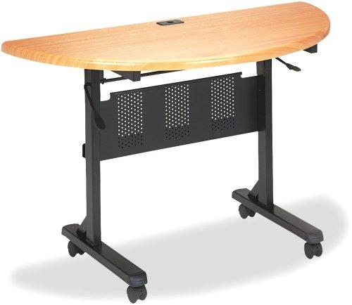 Balt 89781 Flipper Training Table Base, 53-1/4w x 23-1/2d x 28-1/4h, Black ()