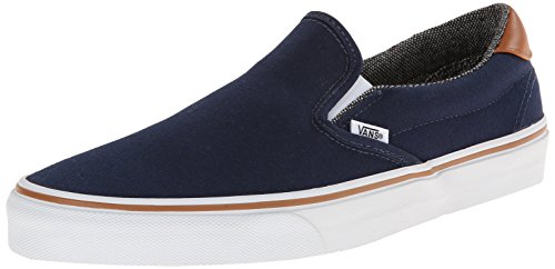 Vans Slip-On 59, Unisex Adults' Low-Top Sneakers Blue