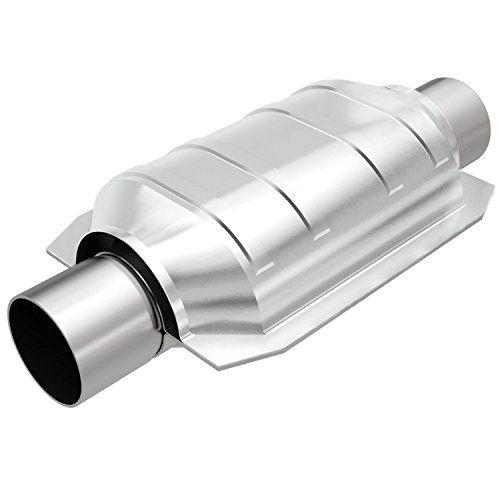 MagnaFlow 99104HM Universal Catalytic Converter (Non CARB Compliant) by MagnaFlow Exhaust Products