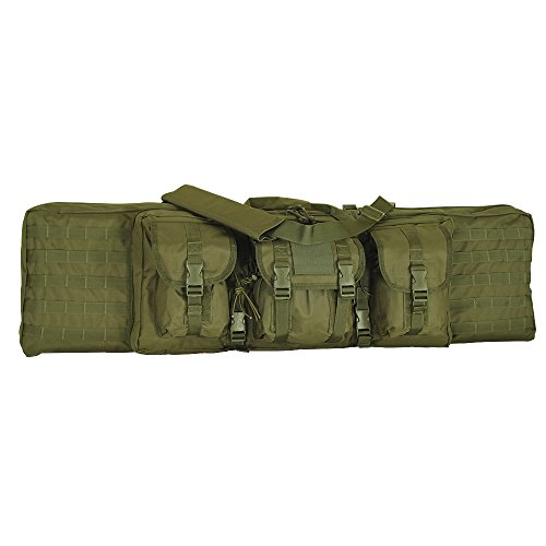 VooDoo Tactical Men's Padded Weapons Case, Olive Drab, 42