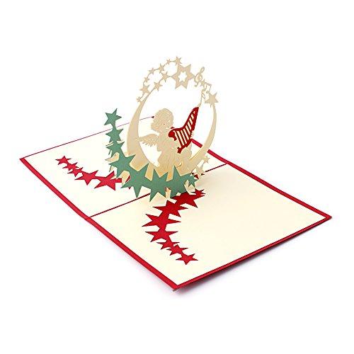 Angel Birthday Cards - 4