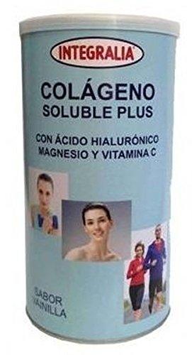 Colágeno Soluble Plus 360Gr. 360 gr de Integralia: Amazon.es: Salud y cuidado personal