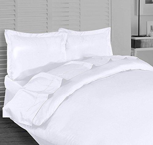 Utopia Bedding 3 Piece Queen Duvet Cover Set With 2 Pillow