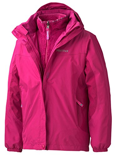 Marmot Girl's Northshore Jacket (M, Berry Rose) by Marmot