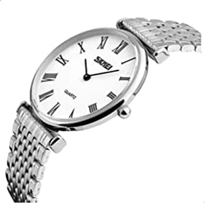 SKMEI Casual Watch For Men Analog Stainless Steel - 9105