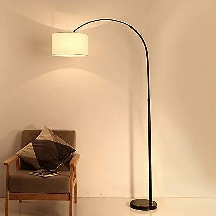 Strollway Casa Moderna y Elegante luz Lámpara de pie Simple ...