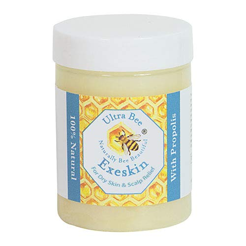 100% Natural Exeskin Dry itchy Skin Balm suitable for People Prone to Eczema, Psoriasis,Dermatitis.Formulated with…