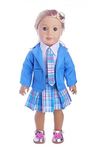 School Uniform Outfits - 4