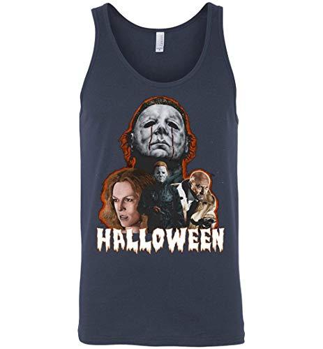 Michael Myers Halloween Horror Movie Dr. Loomis Laurie ()