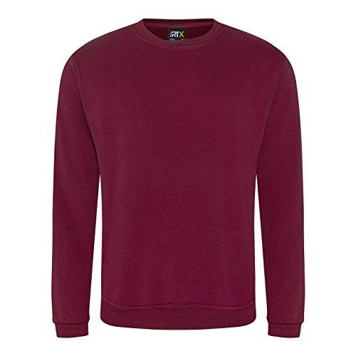 shirt Bordeaux Homme Rtx Sweat Pro zxZ8E