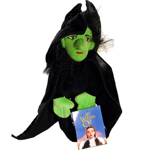 - Wicked Witch of the West - Wizard of Oz - Warner Bros Bean Bag Plush