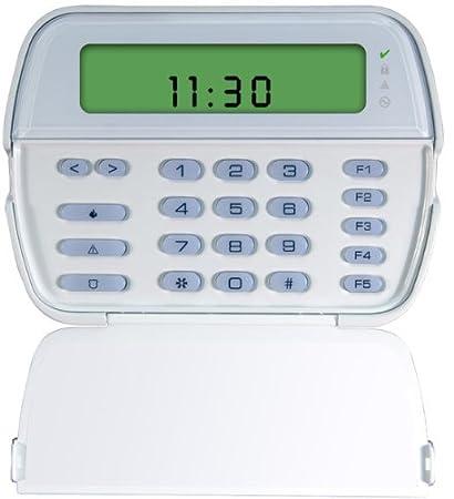amazon com digital security controls dsc pk5501 security and rh amazon com dsc alarm keypad manual pk5501 DSC Model PK5501 Keypad