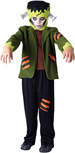 [Medium Boys Frankenstein Costume] (Boys Frankenstein Costumes)