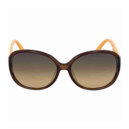 Fendi Brown Ochre Double Shaded Asia Fit - Fendi Brown
