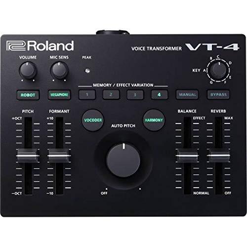 (Roland Voice Transformer VT-4)