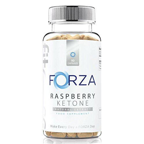 Natural Fat Burner - Raspberry Ketone- Fruit Based - Pure Extract For Weight Loss & Slimming - Diet Pills (180 Capsules)