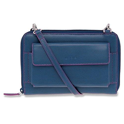 Lodis Audrey Tracy Cross Body Bag (Indigo/Plum)