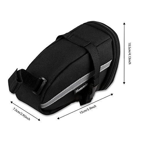 Hommie Bicycle Repair Bag, Set Bike Repair Tools 7 in 1 Kits by Hommie (Image #5)