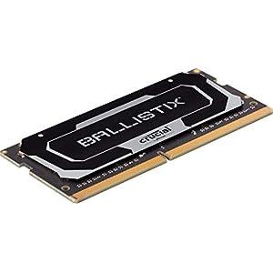 Crucial Ballistix 3200 MHz DDR4 DRAM Laptop Gaming Memory Kit 32GB (16GBx2) CL16 BL2K16G32C16S4B