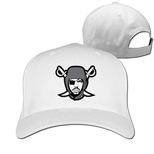 Ice Cube NWA I Rep That West Adjustable Cap Unisex White