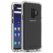 Impact Gel Samsung Galaxy S9 Crusader Case Clear & Clear (Clear & Clear)